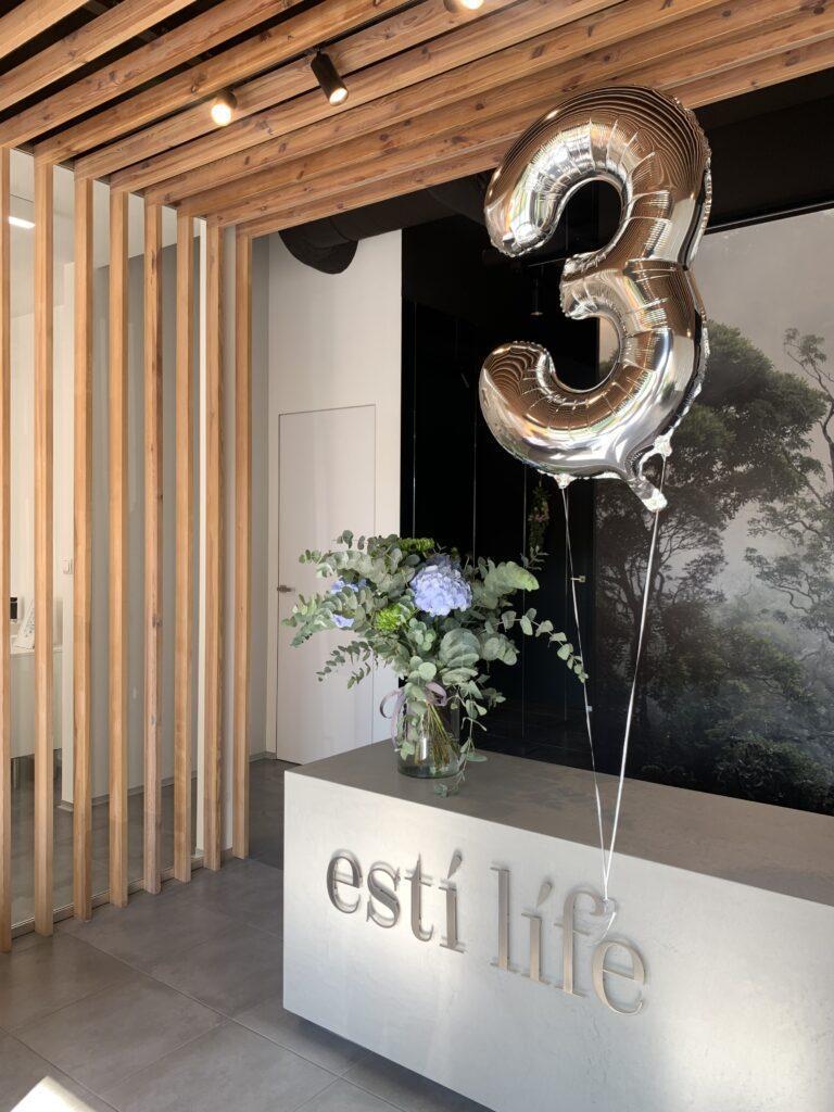 3 urodziny Esti life!